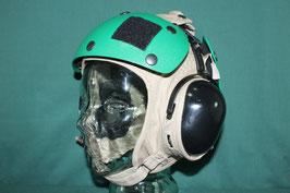 US NAVY デッキクルー ヘルメットセット グリーン 7 1/2  新品