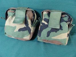 売切れ 沖縄米軍 MOLLEⅡメディカルポーチ 2個セット