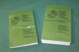 売切れ USMC SKILLS ハンドブック 2冊 中古