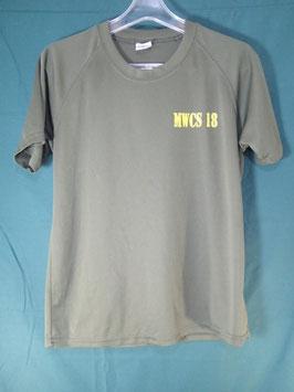 売切れ NWCS18 プリントTシャツ