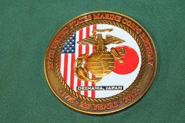 OKINAWA JAPAN USMC 237周年 メダル 極上