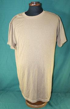 売切れ コヨーテカラー 半袖無地Tシャツ L 新品同様品