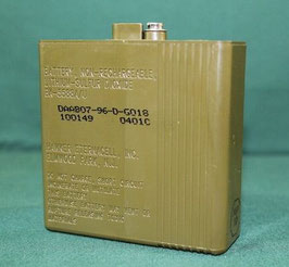 売切れ PRC用 バッテリー BA-5588A/U  リチウム