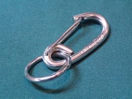 SNAP RING D型 ステンレス製 新品