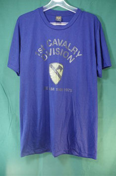 1st CAVALRY DIVISION プリントTシャツ① L