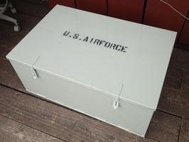 沖縄米軍使用 折りたたみスチールBOX