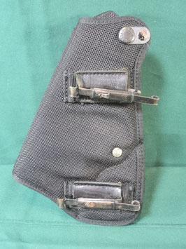 米軍放出品 ブラックカラー ホルスターパーツ 中古品