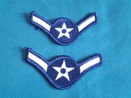 U.S.AIRFORCE  Airman  階級章