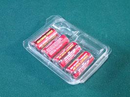 売切れ SUREFIRE リチウム電池 123A 4個セット