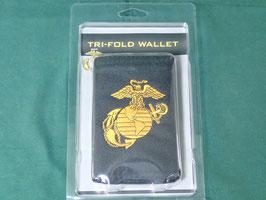 USMC 三つ折 財布 パスケース 新品