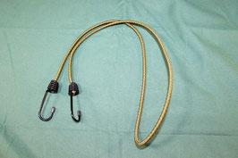 フック付き ラッシングロープ 約97cm 良品