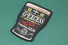 売切れ G-EXCESS パッチ