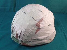 売切れ リバーシブルヘルメットカバー 3Cカラー/ウッドランド M/L