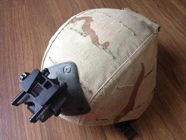 売切れ Navy SEALs使用 CGF HELMET ナイトビジョンマウント、ヘルメットカバーセット
