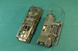 米軍放出品 AN/PRT-4A&AN/PRR-9 セット