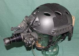 PVS-7 ナイトビジョン &レプリカヘルメット付  中古イメージ管GEN3 オムニ2