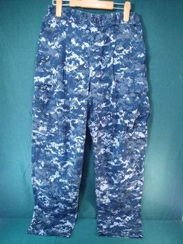 U.S NAVY NWU 女性用 海軍 パンツ 26-SHORT 良品