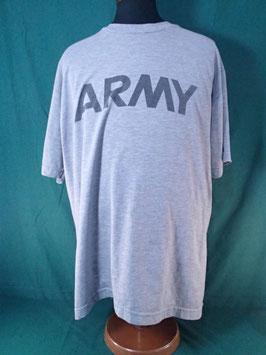 売切れ US ARMY  プリントTシャツ L