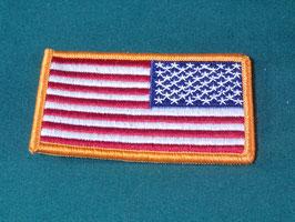 米軍放出品 星条旗リバース ベルクロタイプ 新品