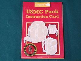 沖縄米軍実物 USMC パックシステム/マニュアル
