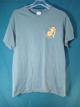 売切れ IASC 6-14 プリントTシャツ M
