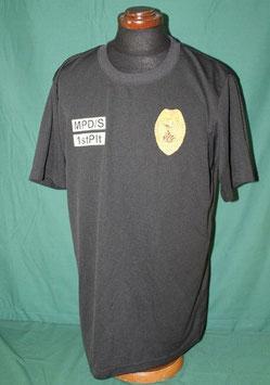 売り切れ USMC ブラック 半袖 プリントTシャツ L 良品