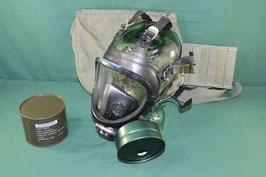 売切れ 3M ガスマスク キャニスター1個付き