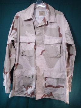 3Cデザート BDU ジャケット リップストップ M-L 中古品