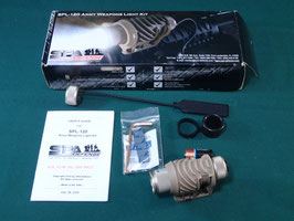 NOVATAC SPL-120 ARMY WEAPONS LIGHT KIT