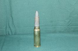 20mm ダミーカート ダミー弾頭付き 空薬莢 使用済み