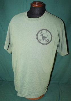 売切れ USMC MARINES 半袖プリントTシャツ L 良品