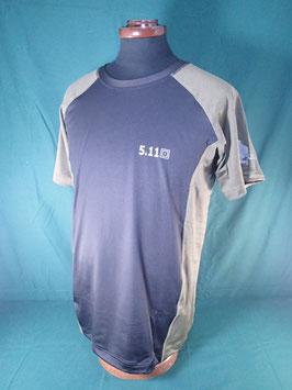 5.11 TACTICAL Tシャツ ブラック×オリーブ M、L、XL