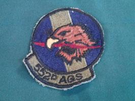 552D AGSパッチ 中古品