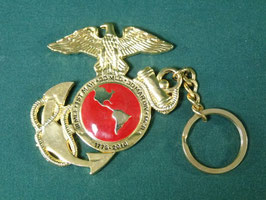 売切れ 米軍放出品 海兵隊 バースデイ記念キーホルダー
