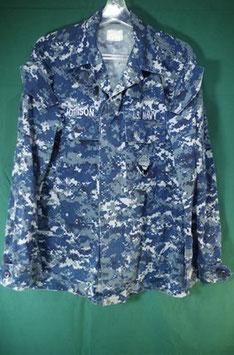 売切れ U.S NAVY NWU 海軍ジャケット