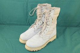 売り切れ デザートカラー ブーツ 24cm 中古良品
