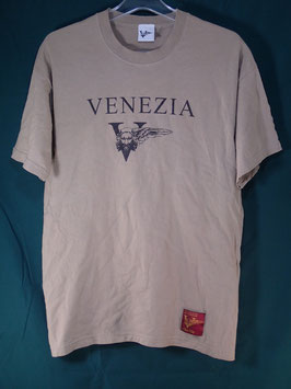 VENEZIA 半袖プリントTシャツ