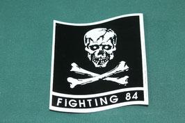 FIGHTING 84 ステッカー 新品
