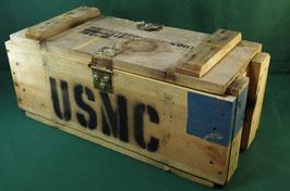 2.75inch ロケット弾用 弾薬箱 木箱