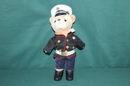 BEAR FORCE ミリタリー ぬいぐるみ ベアー USMC ドレス  ユニフォーム