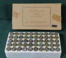 売切れ 使用済み 9mm ペイント弾用カート 50発