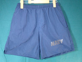 売切れ NAVY トレーニング パンツ S