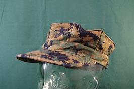米軍放出品 ODピクセル キャップ M 中古良品