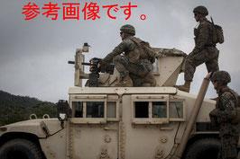 沖縄米軍実物 ハンビーなど タレット用 ソフトカバーセット