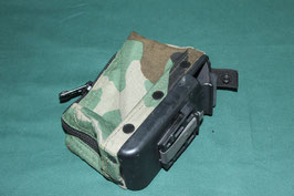 M249軽機関銃用 カモフラ100連 マガジン  良品