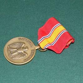 売切れ NATIONAL DEFENCE サービスメダル