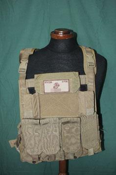 特殊部隊使用 MBSS プレートキャリア アドミンポーチ&マガジンポーチ付き