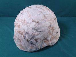 売切れ 米軍放出品 マーパットリバーシブルヘルメットカバー