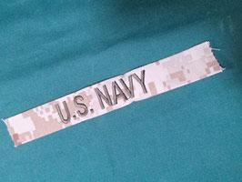 米軍放出品 U.S.NAVY ワッペン 新品