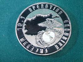 売切れ Operation Enduring Freedom メダル